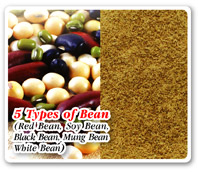 5 Types of Bean