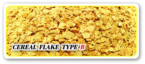 CEREAL FLAKE TYPE B