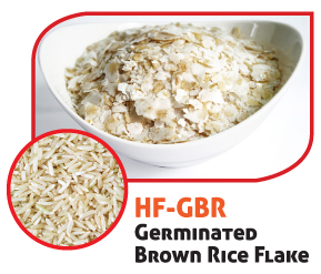 Germinated Brown Rice Flake