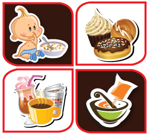 Premium Ingredients for Baby Food, Bakery Premixes and