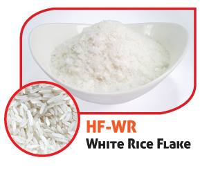White Rice Flake